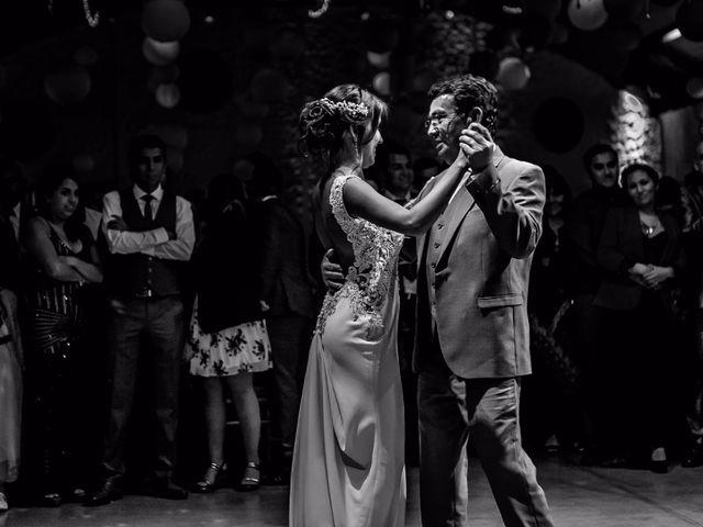 El matrimonio de Carlos y Tamara en Colina, Chacabuco 5