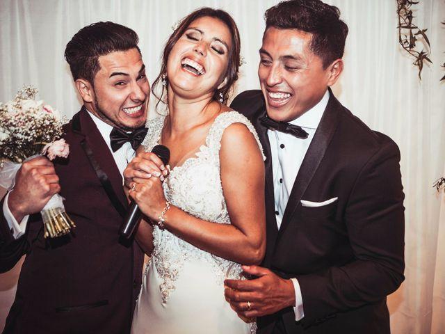 El matrimonio de Carlos y Tamara en Colina, Chacabuco 10