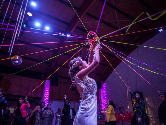 El matrimonio de Carlos y Tamara en Colina, Chacabuco 15