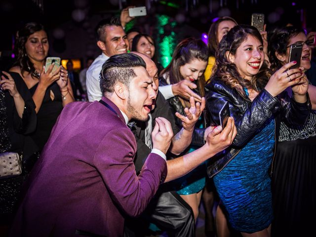 El matrimonio de Carlos y Tamara en Colina, Chacabuco 18