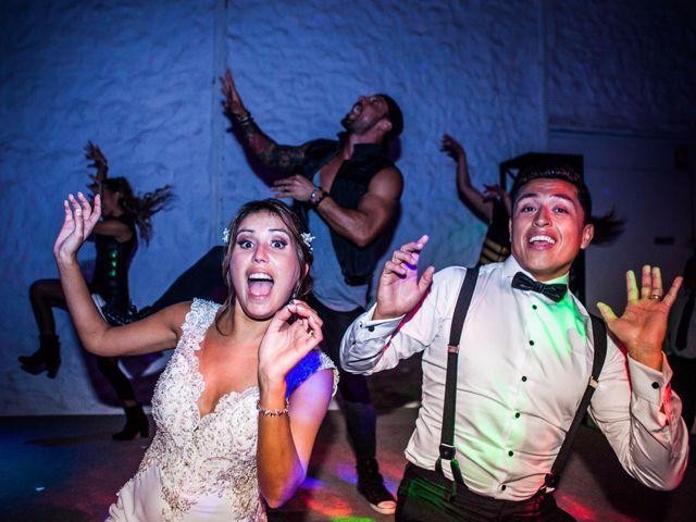 El matrimonio de Carlos y Tamara en Colina, Chacabuco 19