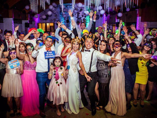 El matrimonio de Carlos y Tamara en Colina, Chacabuco 20