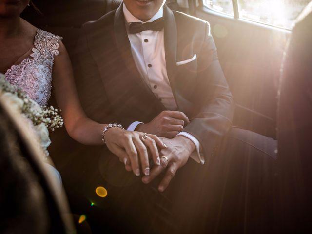 El matrimonio de Carlos y Tamara en Colina, Chacabuco 25