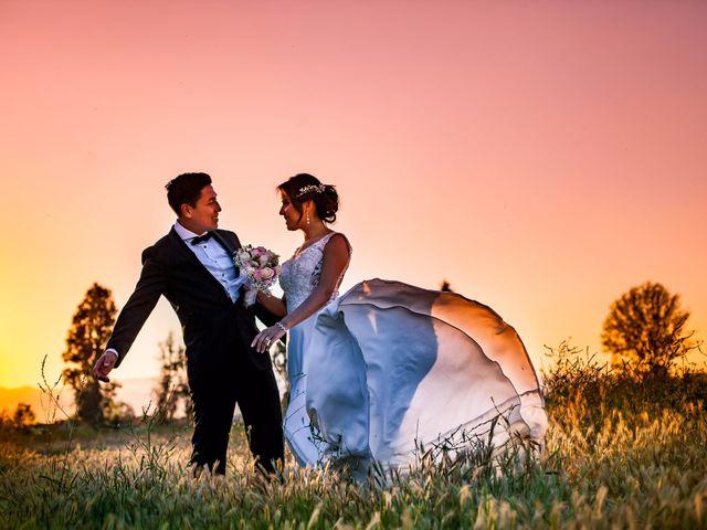 El matrimonio de Carlos y Tamara en Colina, Chacabuco 26