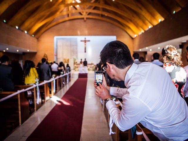 El matrimonio de Carlos y Tamara en Colina, Chacabuco 33