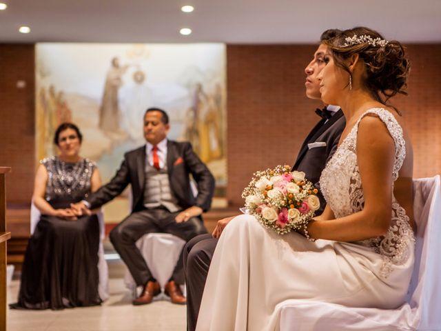 El matrimonio de Carlos y Tamara en Colina, Chacabuco 34