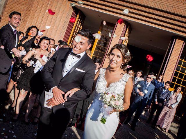 El matrimonio de Carlos y Tamara en Colina, Chacabuco 36