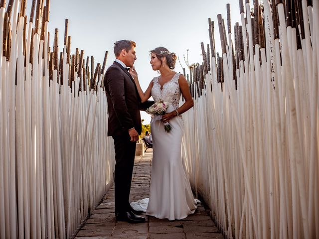 El matrimonio de Carlos y Tamara en Colina, Chacabuco 39