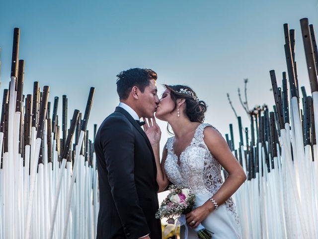 El matrimonio de Carlos y Tamara en Colina, Chacabuco 40