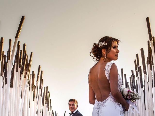 El matrimonio de Carlos y Tamara en Colina, Chacabuco 1