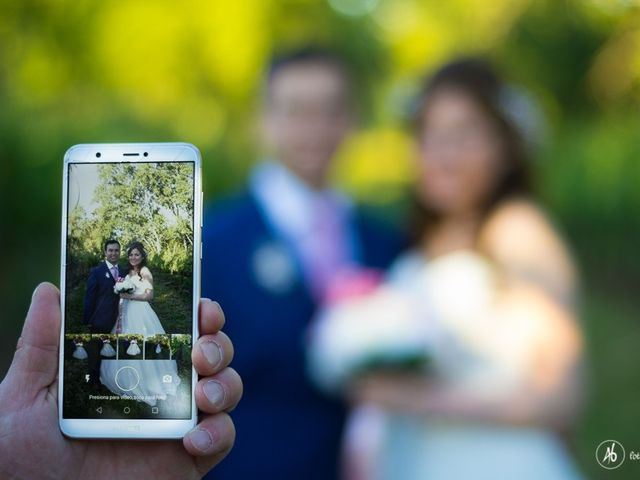 El matrimonio de Diego y Fabiola en Bulnes, Ñuble 7