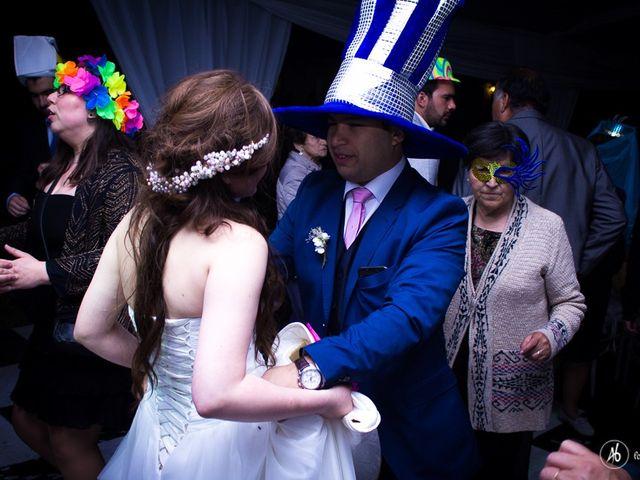 El matrimonio de Diego y Fabiola en Bulnes, Ñuble 8