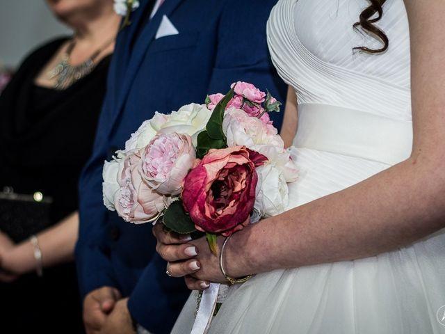 El matrimonio de Diego y Fabiola en Bulnes, Ñuble 10