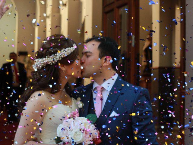 El matrimonio de Diego y Fabiola en Bulnes, Ñuble 11