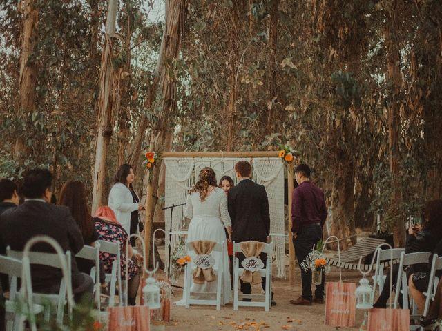 El matrimonio de Lilian y Daryl