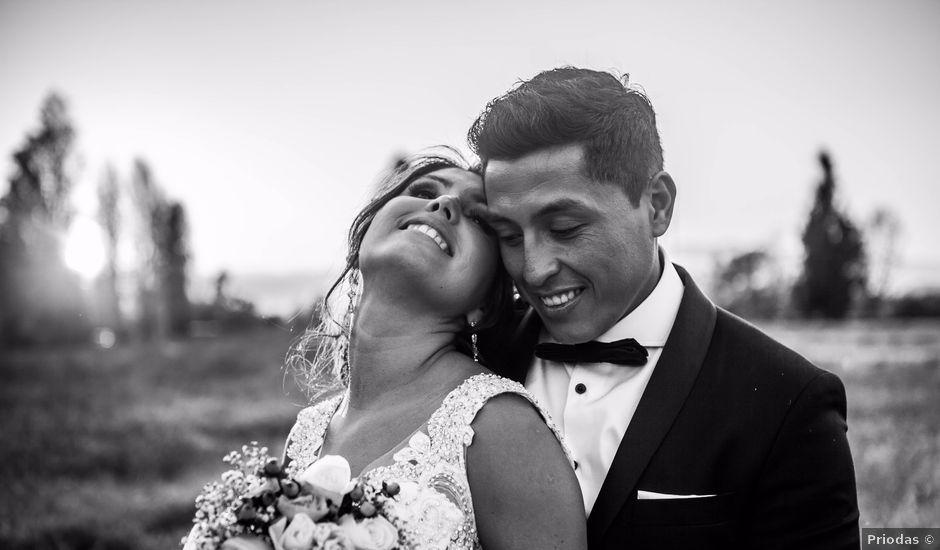 El matrimonio de Carlos y Tamara en Colina, Chacabuco