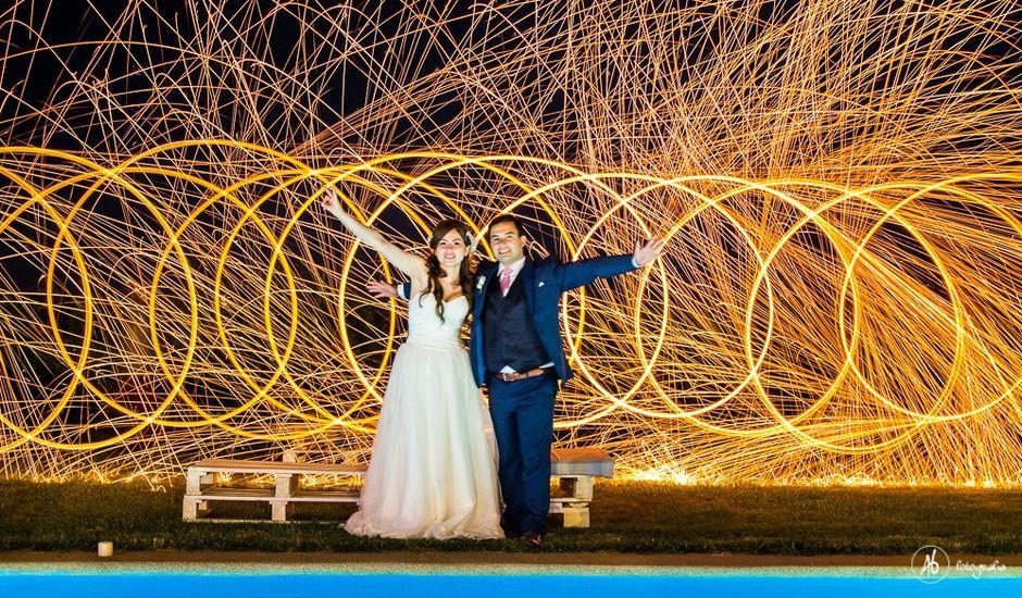 El matrimonio de Diego y Fabiola en Bulnes, Ñuble
