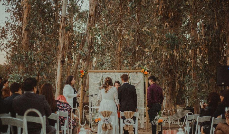El matrimonio de Daryl  y Lilian en Quilpué, Valparaíso
