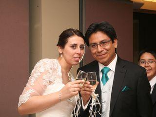 El matrimonio de Maritza y Rafael