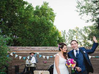 El matrimonio de Viviana y Tristan