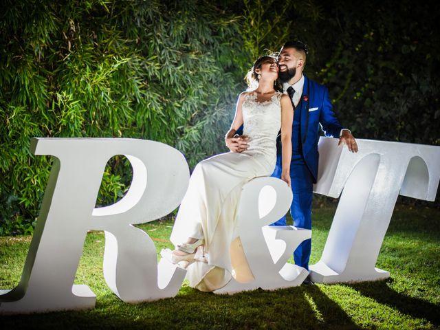 El matrimonio de Tabita y Rodrigo