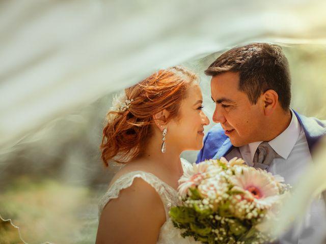 El matrimonio de Claudia y Eduardo