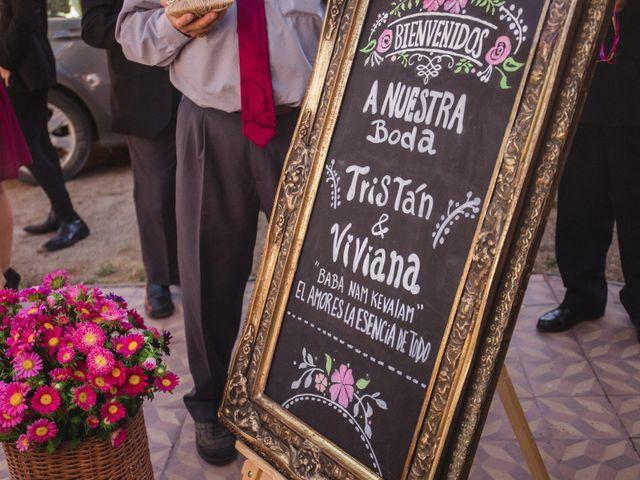 El matrimonio de Tristan y Viviana en Talagante, Talagante 11