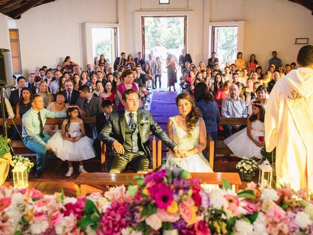 El matrimonio de Tristan y Viviana en Talagante, Talagante 14