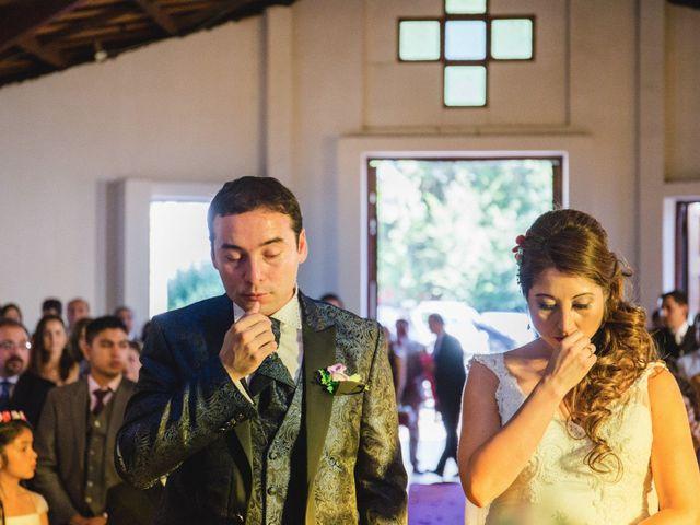 El matrimonio de Tristan y Viviana en Talagante, Talagante 15