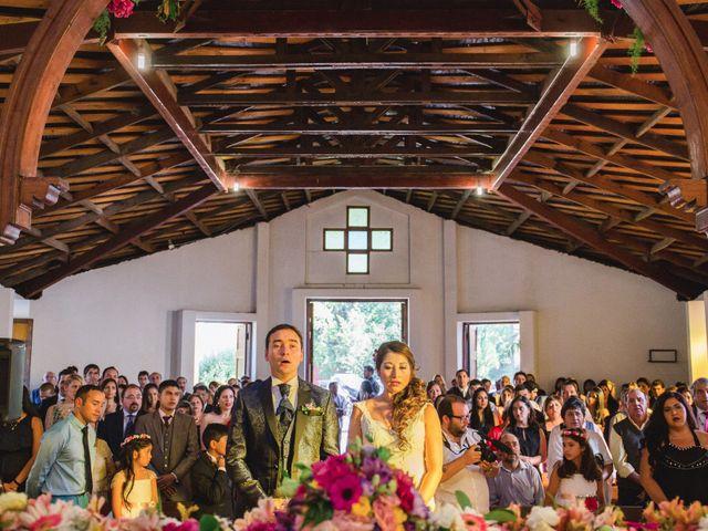 El matrimonio de Tristan y Viviana en Talagante, Talagante 16