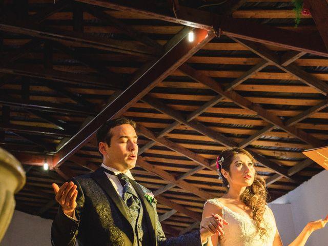 El matrimonio de Tristan y Viviana en Talagante, Talagante 18