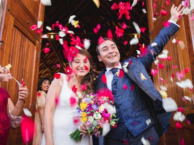 El matrimonio de Tristan y Viviana en Talagante, Talagante 19