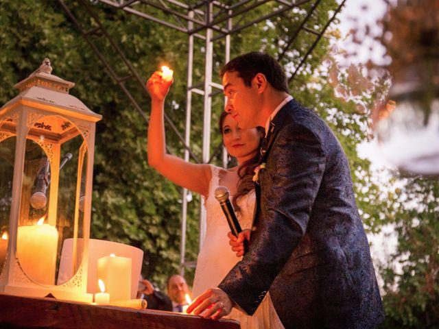 El matrimonio de Tristan y Viviana en Talagante, Talagante 27