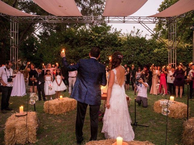 El matrimonio de Tristan y Viviana en Talagante, Talagante 28