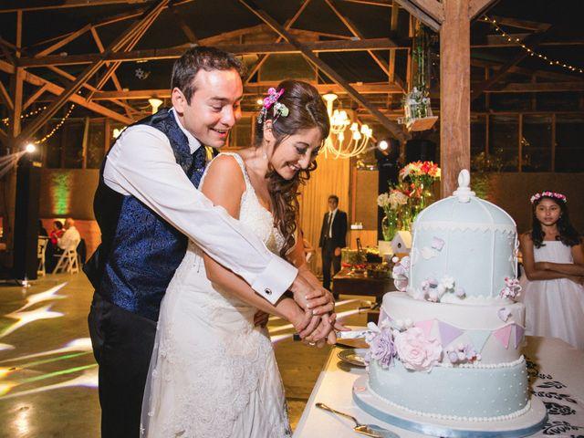 El matrimonio de Tristan y Viviana en Talagante, Talagante 30