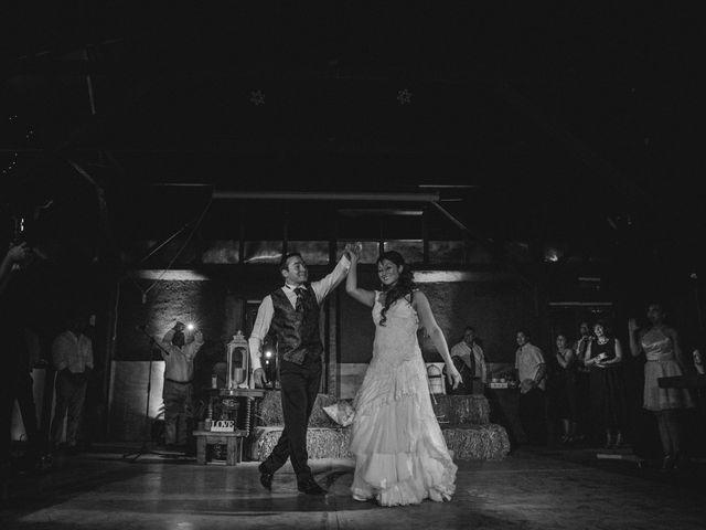 El matrimonio de Tristan y Viviana en Talagante, Talagante 32