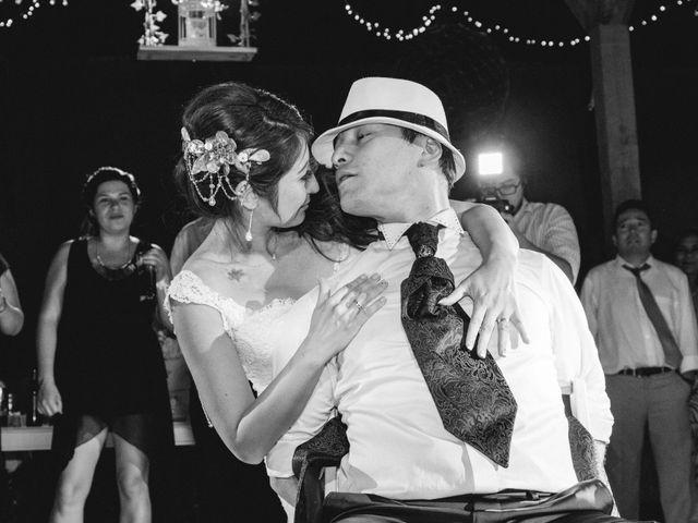 El matrimonio de Tristan y Viviana en Talagante, Talagante 38