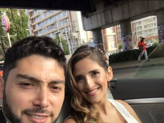 El matrimonio de Álvaro y Yerissa 1