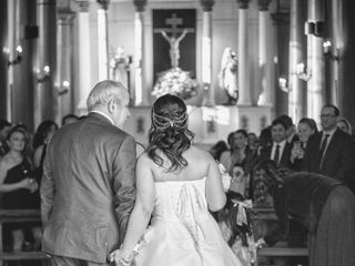 El matrimonio de Paola y Marcelo 1