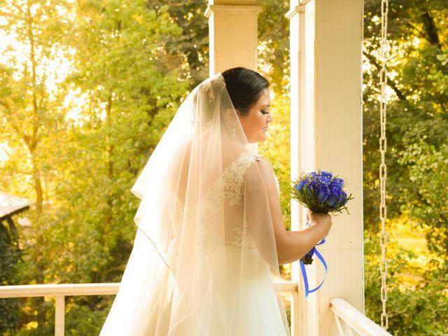 El matrimonio de Rocío y John