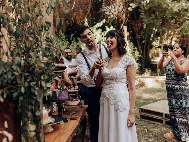 El matrimonio de Daniel y Tamara en Buin, Maipo 1