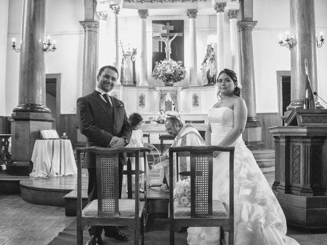 El matrimonio de Marcelo y Paola en Maipú, Santiago 7