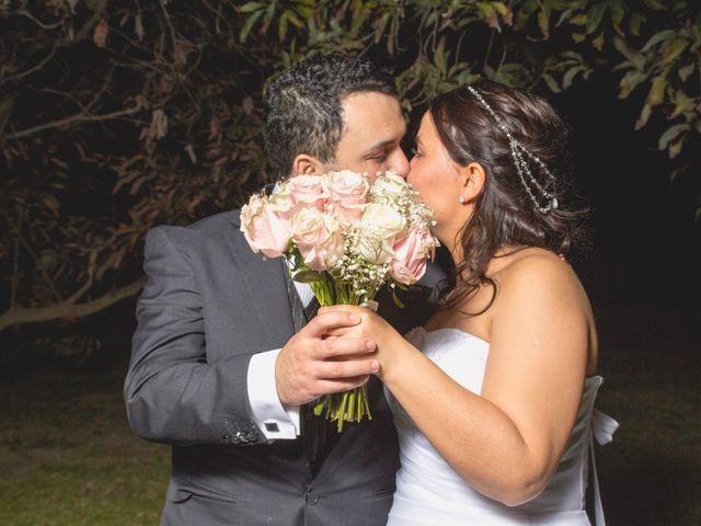 El matrimonio de Paola y Marcelo