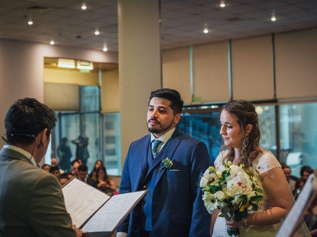 El matrimonio de Fabián  y Isadora  en Las Condes, Santiago 8