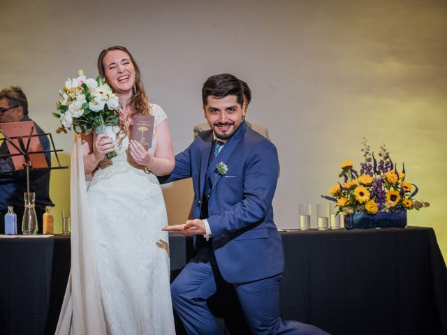 El matrimonio de Fabián  y Isadora  en Las Condes, Santiago 9