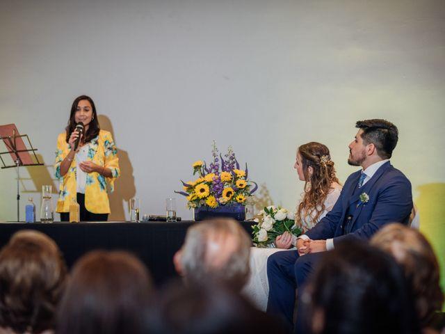 El matrimonio de Fabián  y Isadora  en Las Condes, Santiago 10