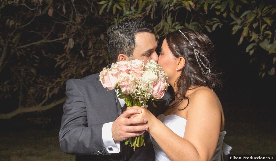 El matrimonio de Marcelo y Paola en Maipú, Santiago