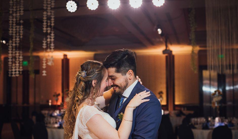 El matrimonio de Fabián  y Isadora  en Las Condes, Santiago