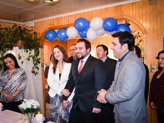 El matrimonio de Sandra y Wladimir 1