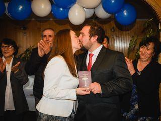 El matrimonio de Sandra y Wladimir 3